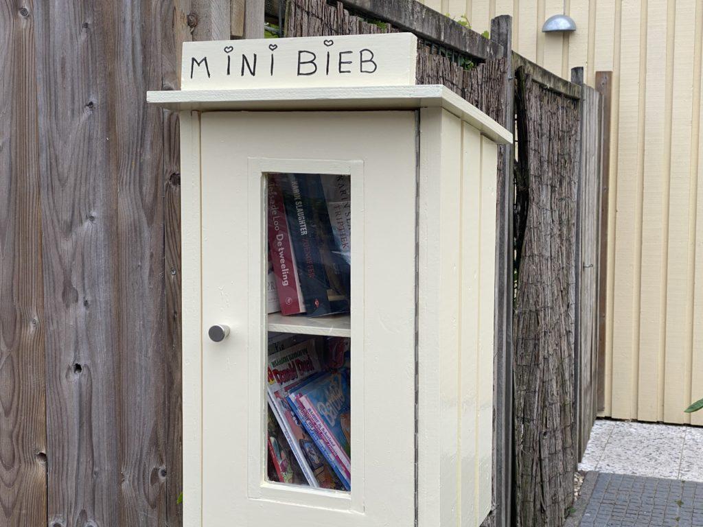 Bibliotheek Amnestylaan